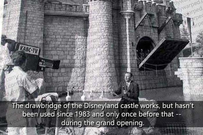 Disneyland Fact 11
