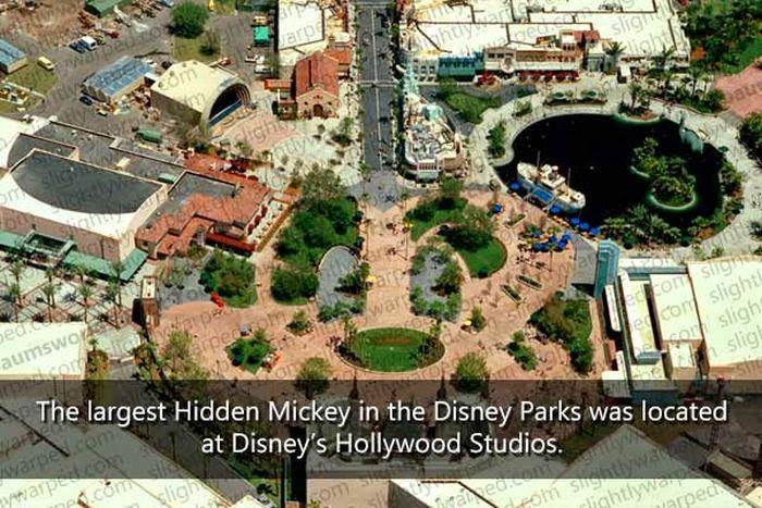 Disneyland Fact 16