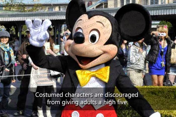 Disneyland Fact 17