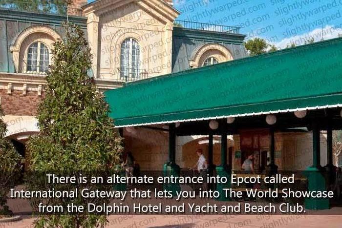 Disneyland Fact 19