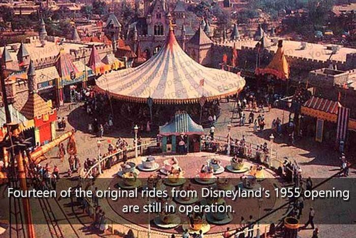 Disneyland Fact 27