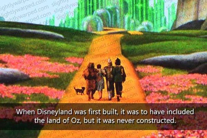 Disneyland Fact 28