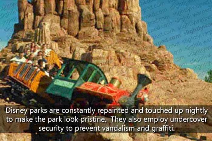 Disneyland Fact 29