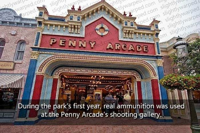 Disneyland Fact 30