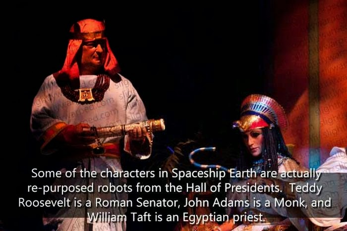 Disneyland Fact 33