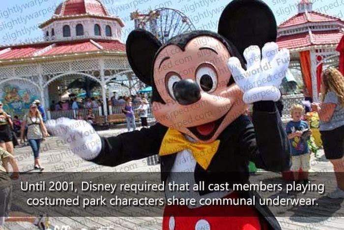 Disneyland Fact 44
