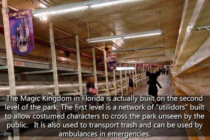 Disneyland Fact 46