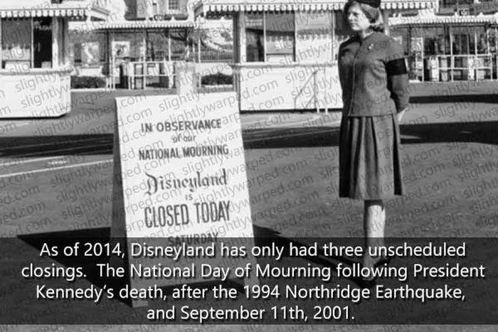 Disneyland Fact 5