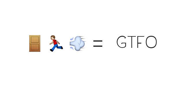 GTFO Emoji