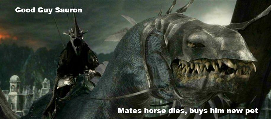 Good Guy Sauron 10