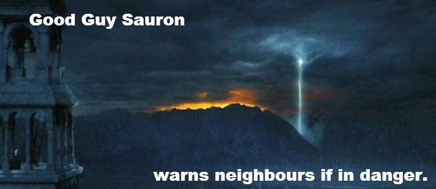 Good Guy Sauron 2
