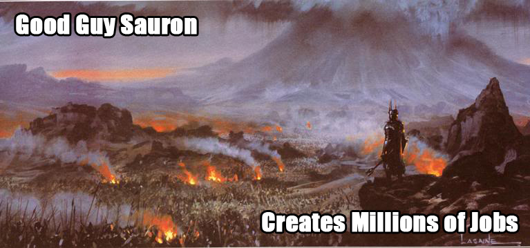 Good Guy Sauron 3