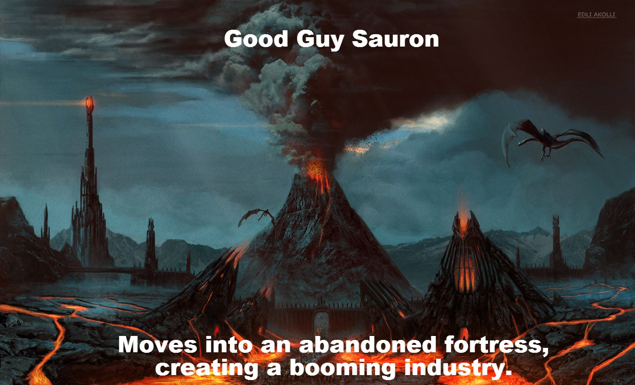 Good Guy Sauron 4