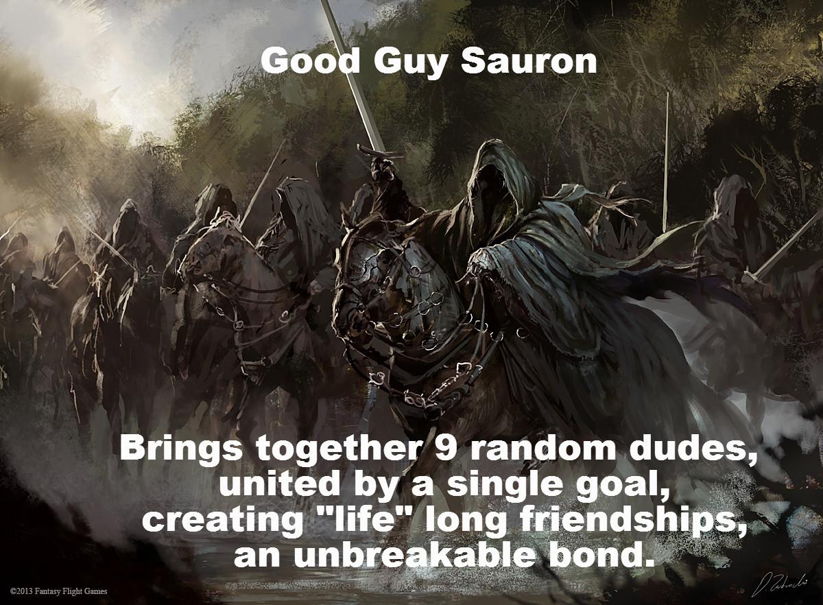 Good Guy Sauron 5