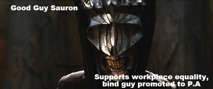 Good Guy Sauron 9