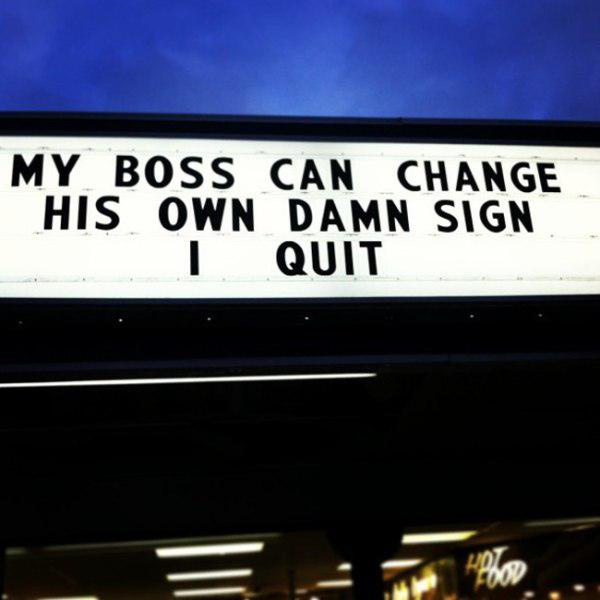 How To Quit Your Job 9