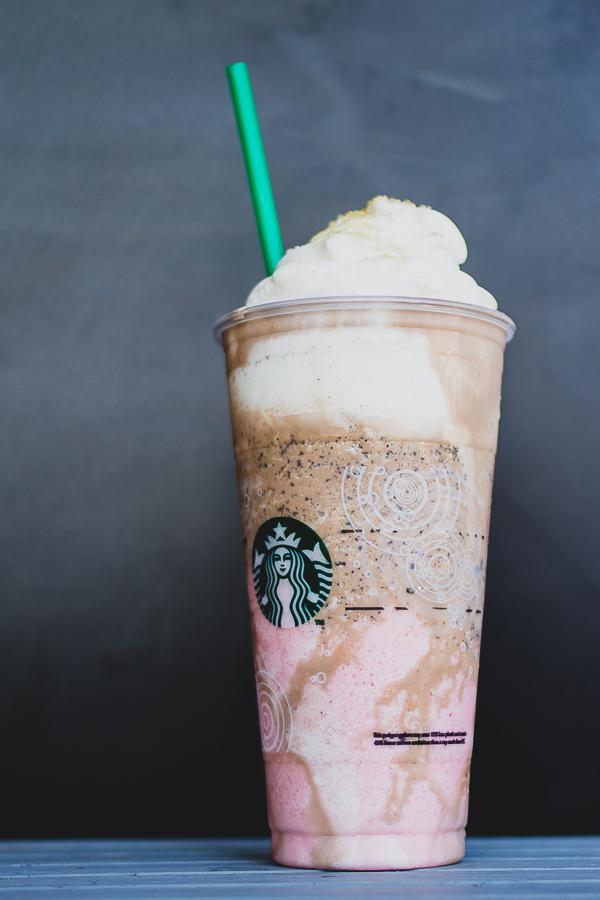 Neapolitan Frappuccino