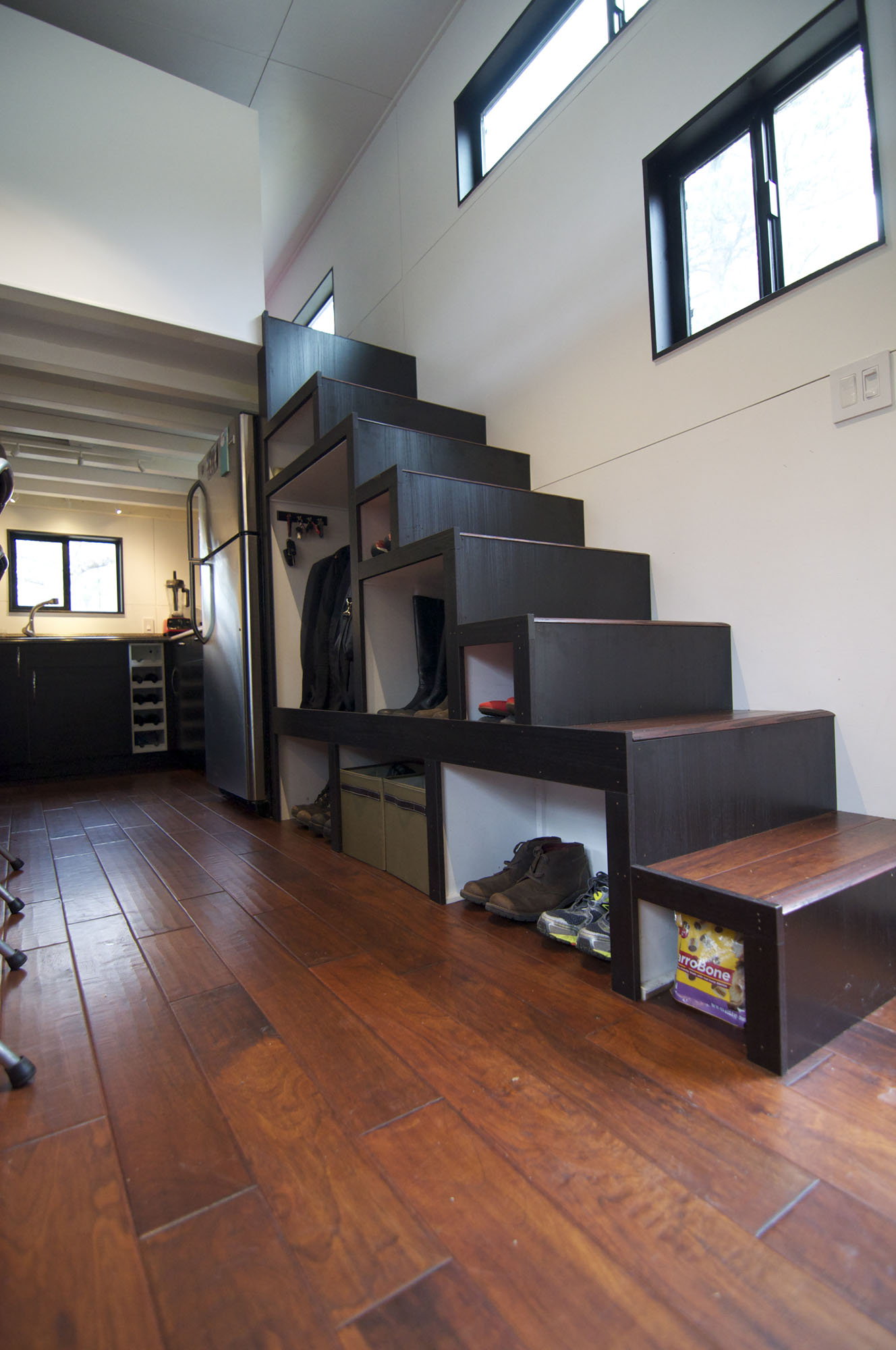 Stairs Storage Space