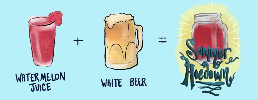 Summer Hoedown Beer Recipe