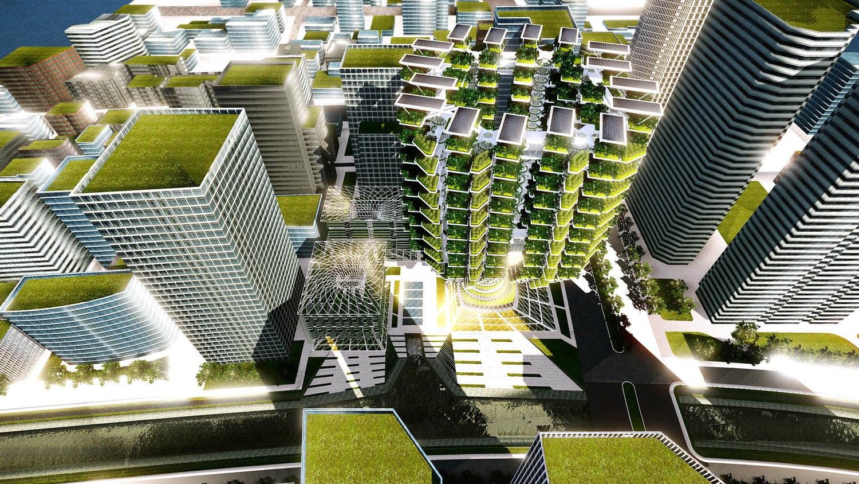 Urban Skyfarm 2