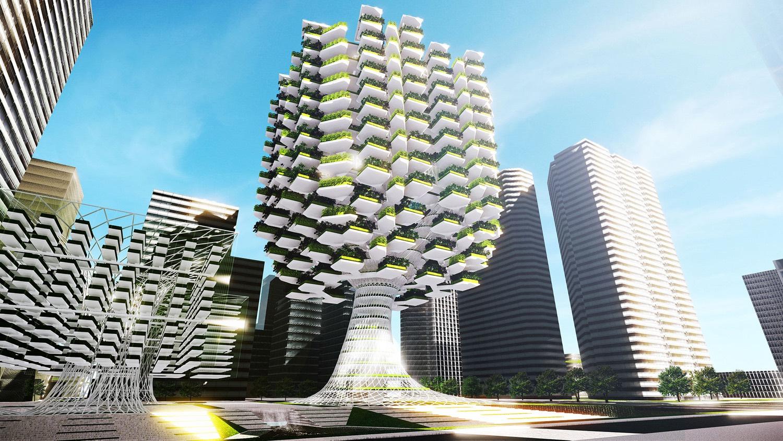 Urban Skyfarm 6