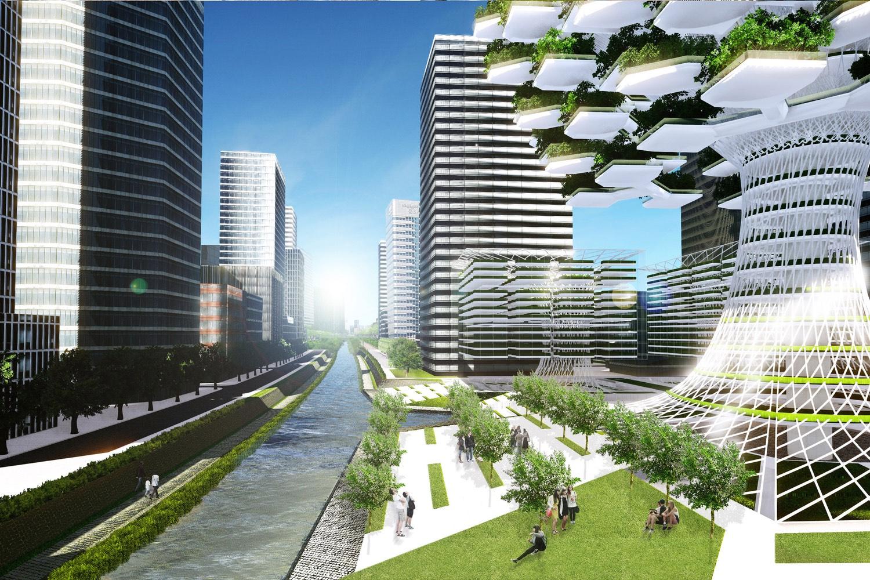 Urban Skyfarm 7