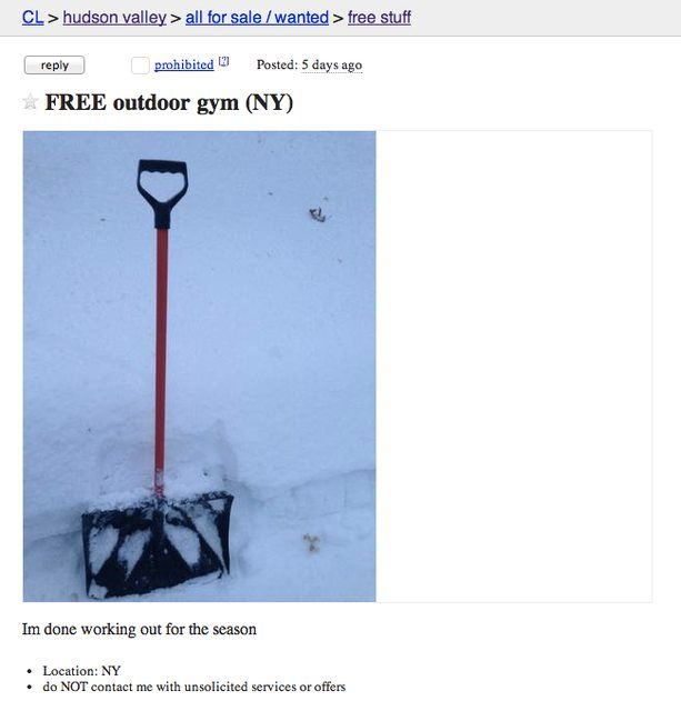 Free Outdoor Gym