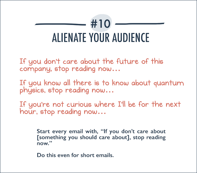 Email Tip 10