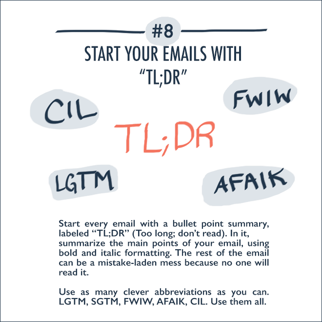 Email Tip 8