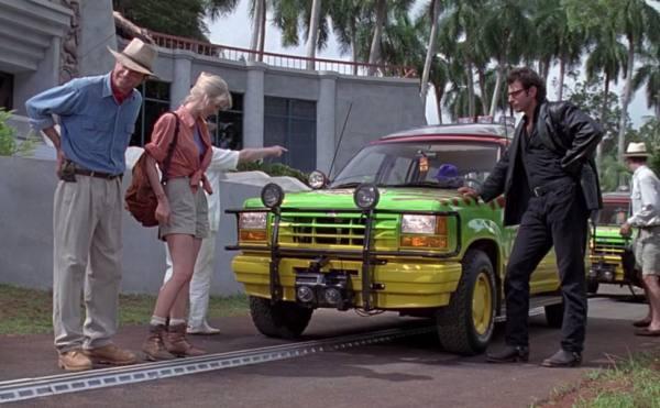 Jurassic Park Costs 5