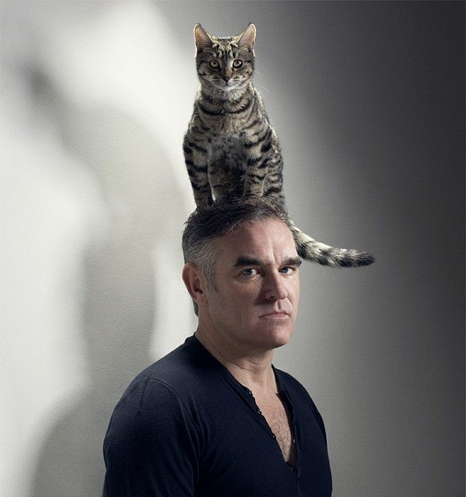 Man And Cat 11