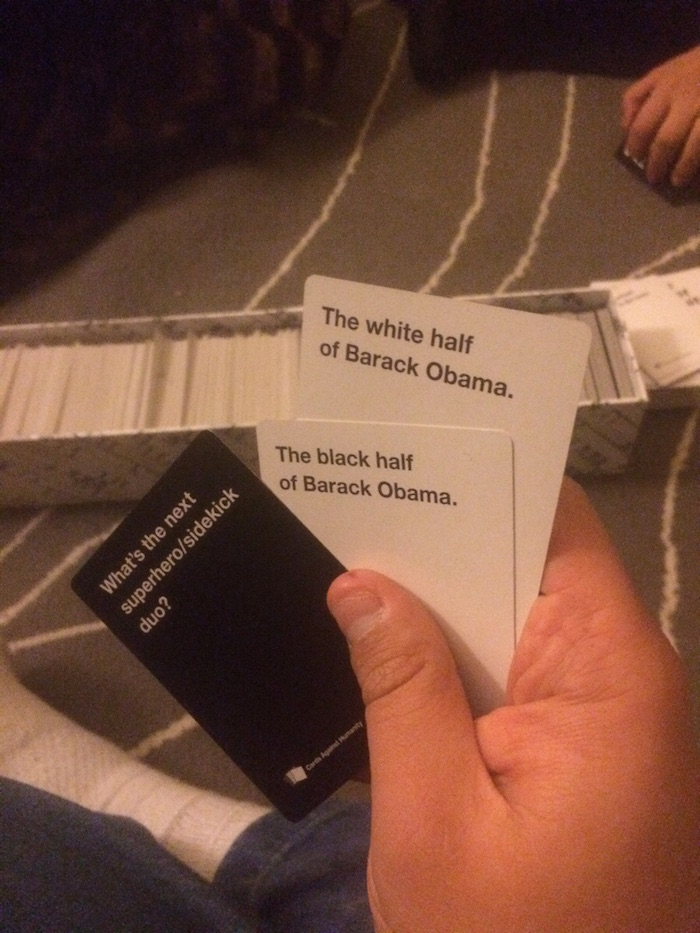 Cards Against Humanity 12