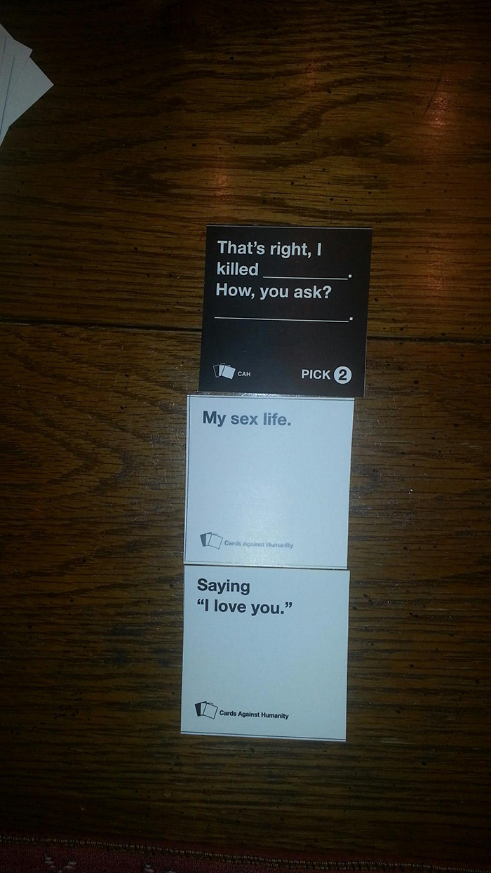 Cards Against Humanity 20