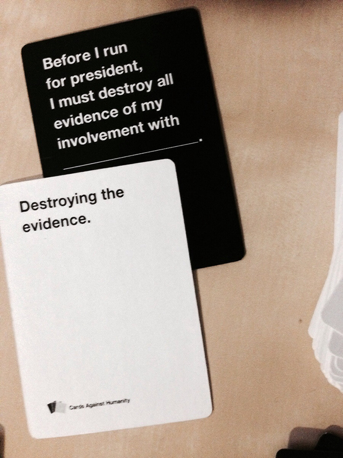 Cards Against Humanity 4
