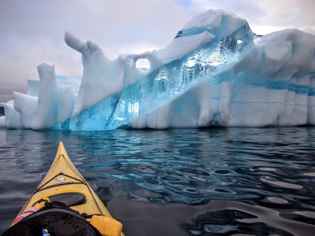 Iceberg of Newfoundland