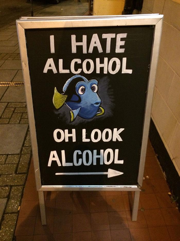 Chalkboard Sign 11
