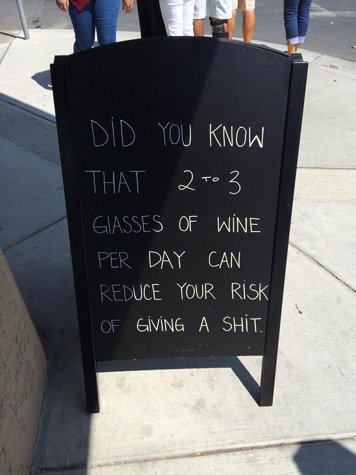 Chalkboard Sign 24