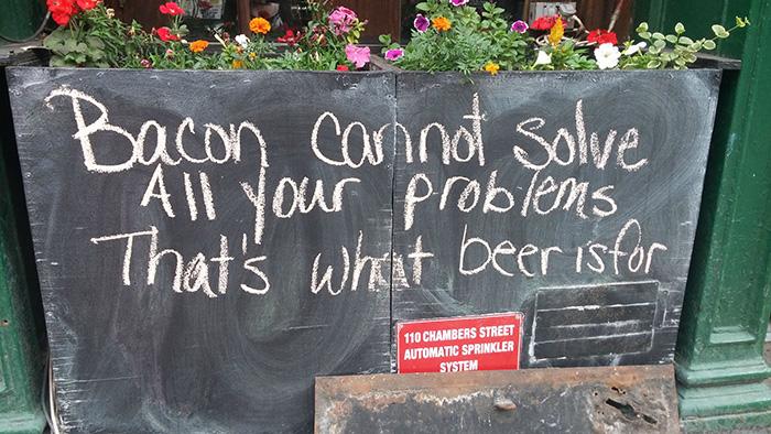 Chalkboard Sign 28