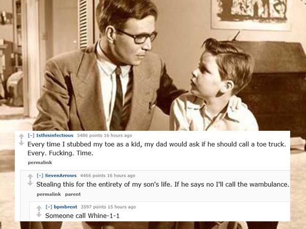Dad Joke 1