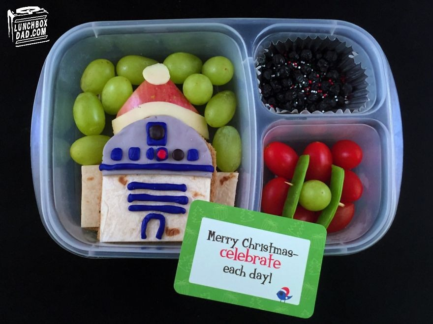 Star Wars Bento Lunch 1