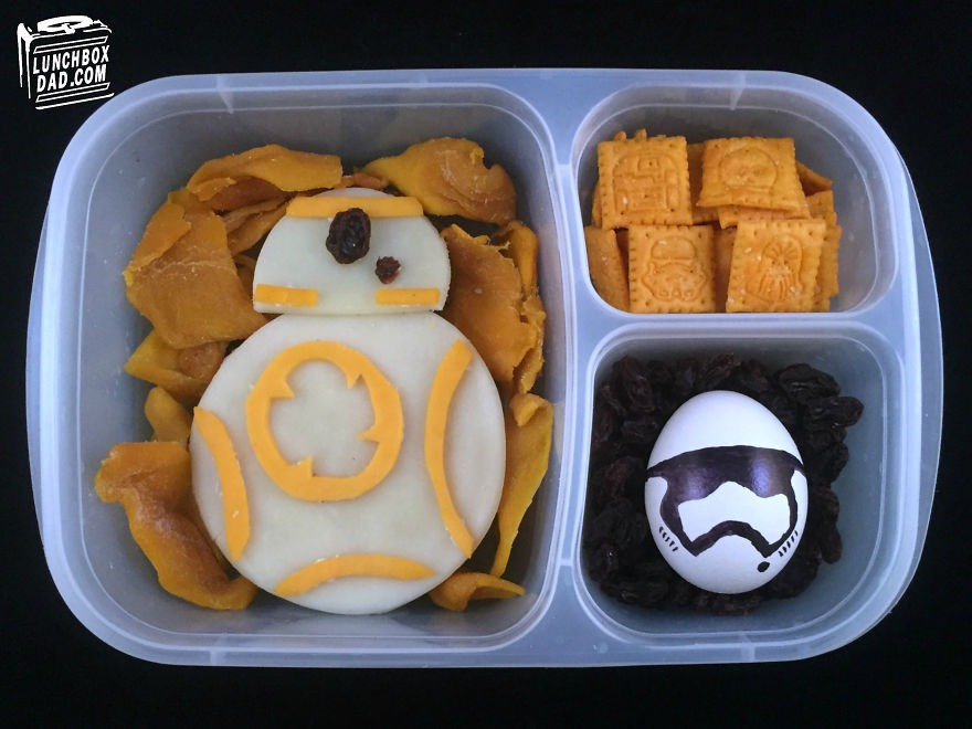 Star Wars Bento Lunch 3