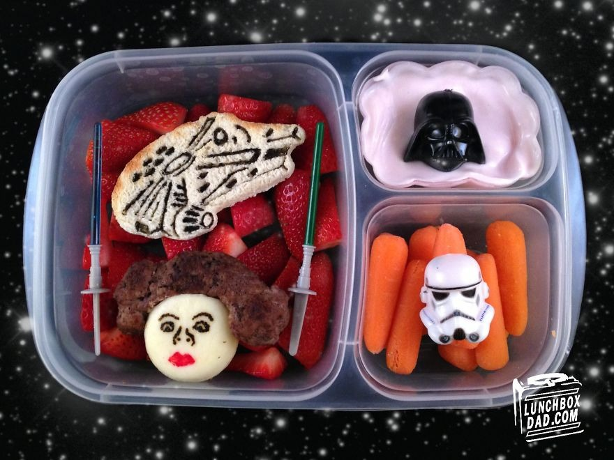 Star Wars Bento Lunch 5