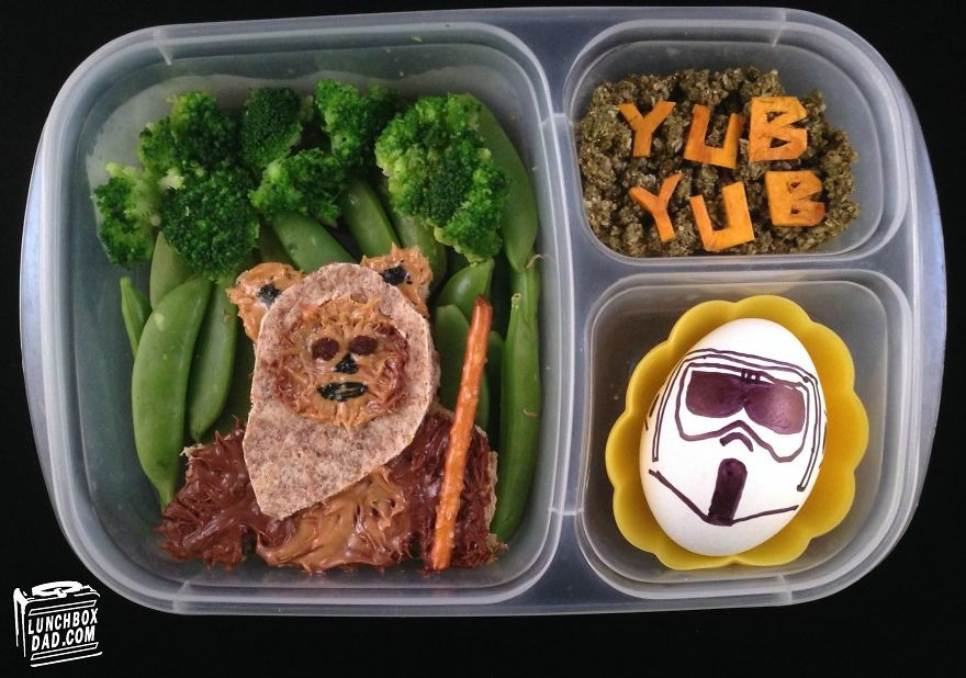 Star Wars Bento Lunch 6