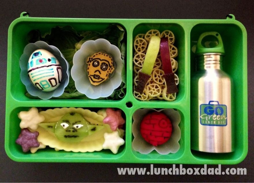 Star Wars Bento Lunch 7