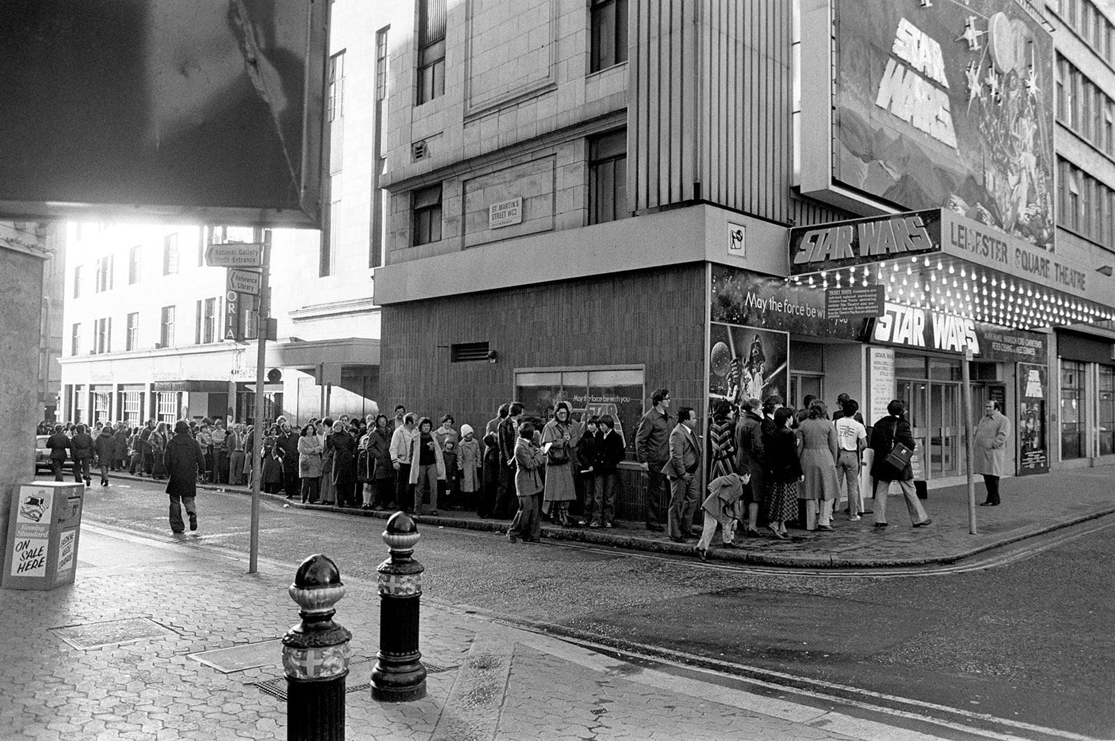 Star Wars Theater Lines Vintage 10
