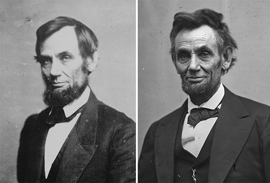 US Presidents Before and After 5