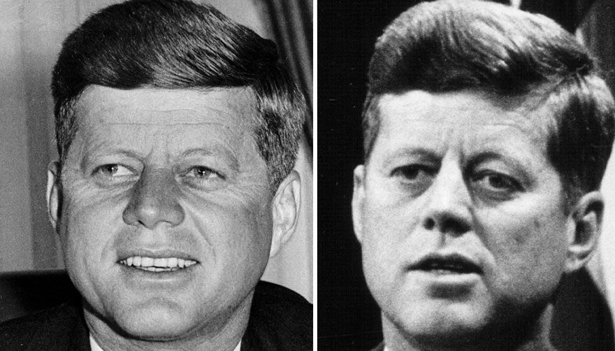 US Presidents Before and After 9