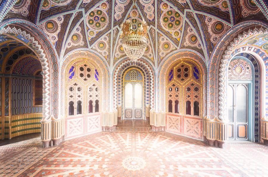 Castello di Sammezzano Italy Castle 5