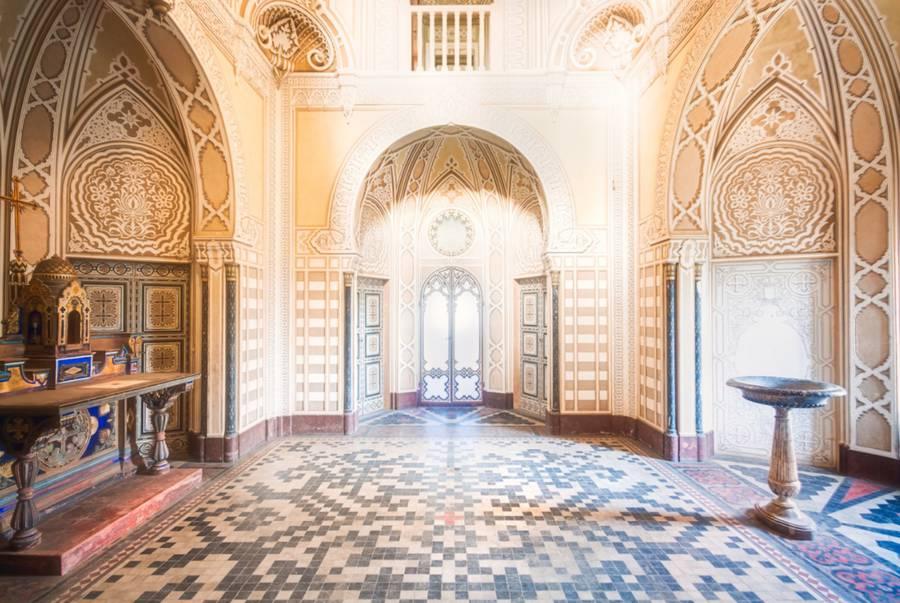 Castello di Sammezzano Italy Castle 7