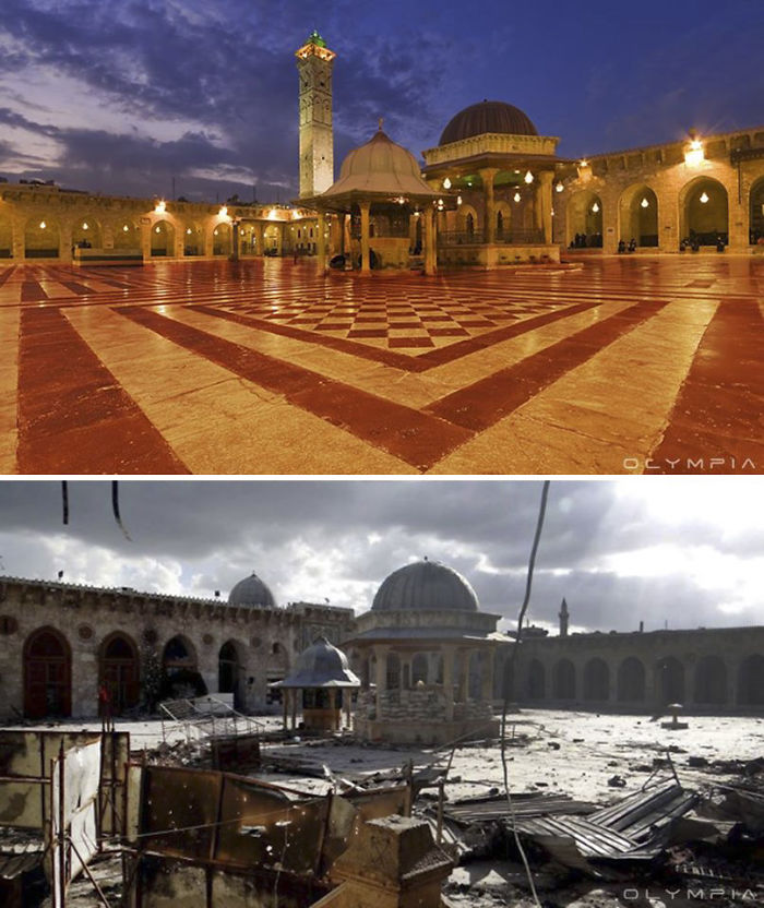 Aleppo, Syria Before and After 18